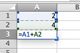 Formules in Excel voor beginners