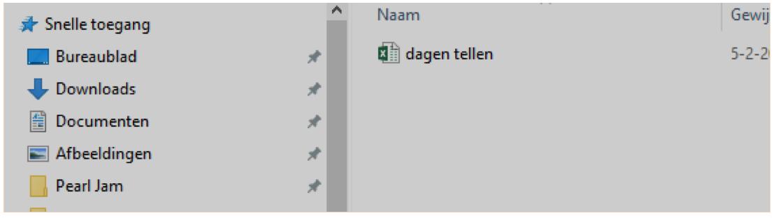 Een Excel bestand beveiligen